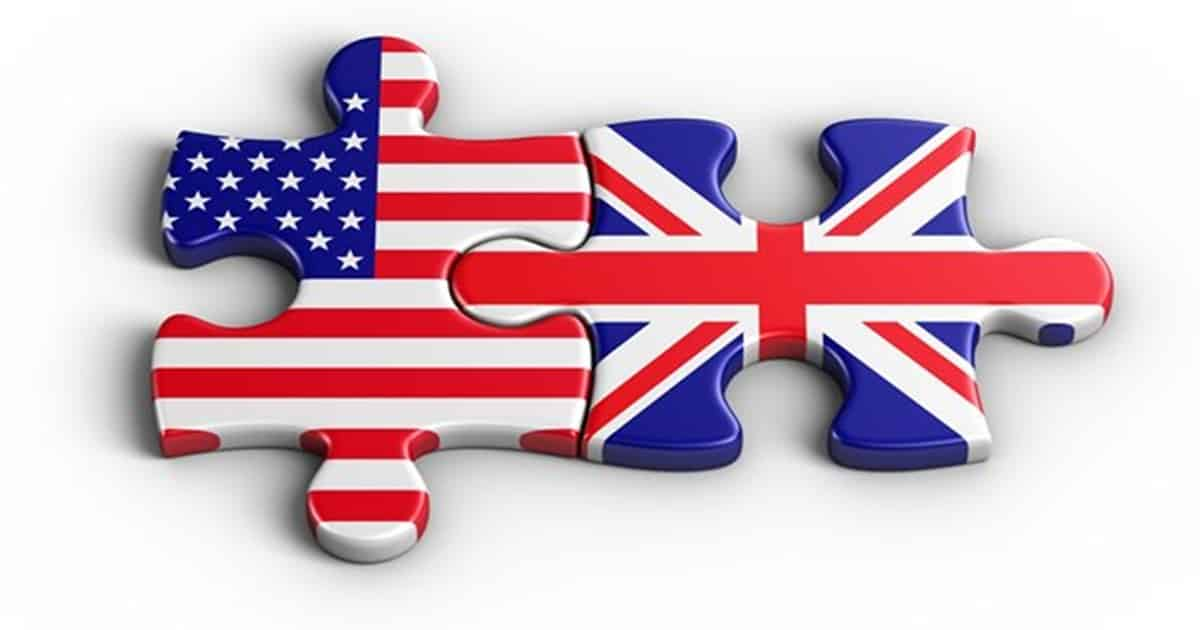 American vs British English: American Words not Commonly Used in the United Kingdom 1