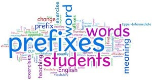 English Prefixes with Meanings and Examples [Grammar English]