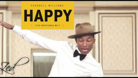Learn English with Music [Pharrell Williams – Happy]