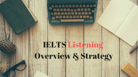 IELTS Listening Overview & Strategy