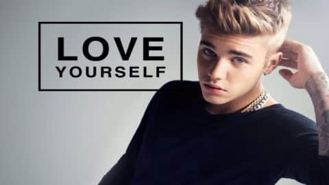 Learn English with Songs: Justin Bieber – Love Yourself