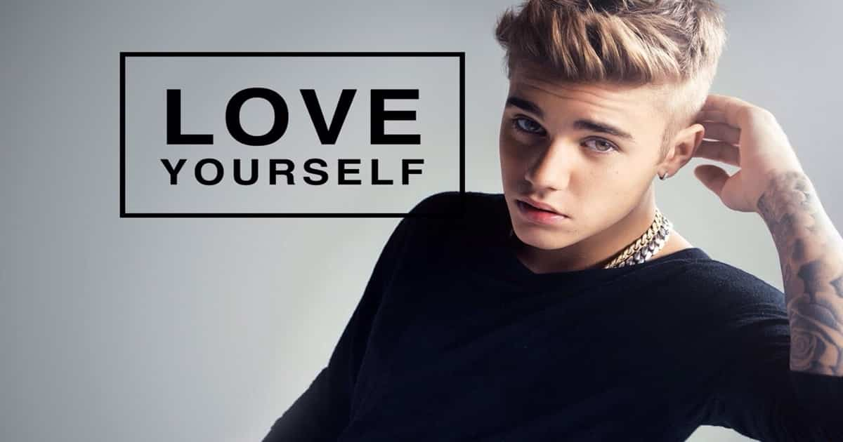 Learn English with Songs: Justin Bieber - Love Yourself 12