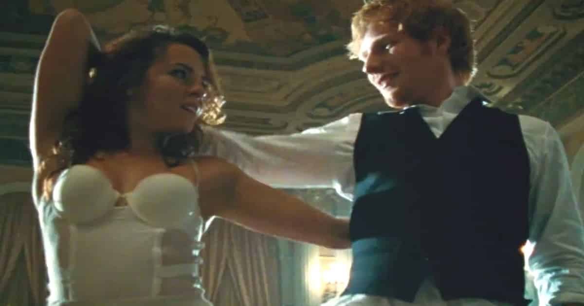 Listening English with Songs [Ed Sheeran - Thinking Out Loud ] 12