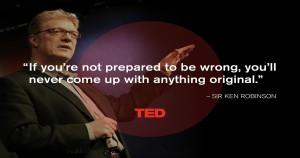 English Listening Practice [Do Schools Kill Creativity? - TED Talks]