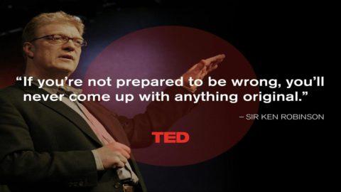 English Listening Practice [Do Schools Kill Creativity? – TED Talks]