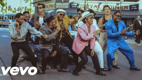 English Listening Practice with Music [Mark Ronson – Uptown Funk ft. Bruno Mars]