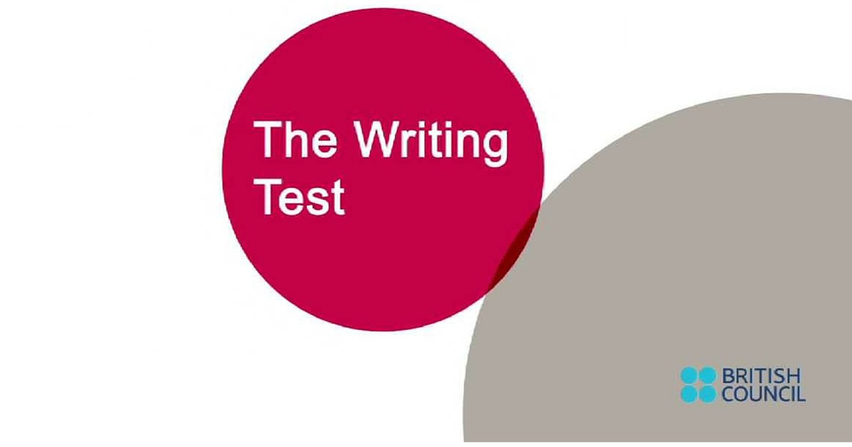 IELTS Writing: Videos for IELTS Writing Preparation from British Council 7
