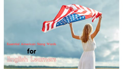18 Essential American Slang Words for English Learners