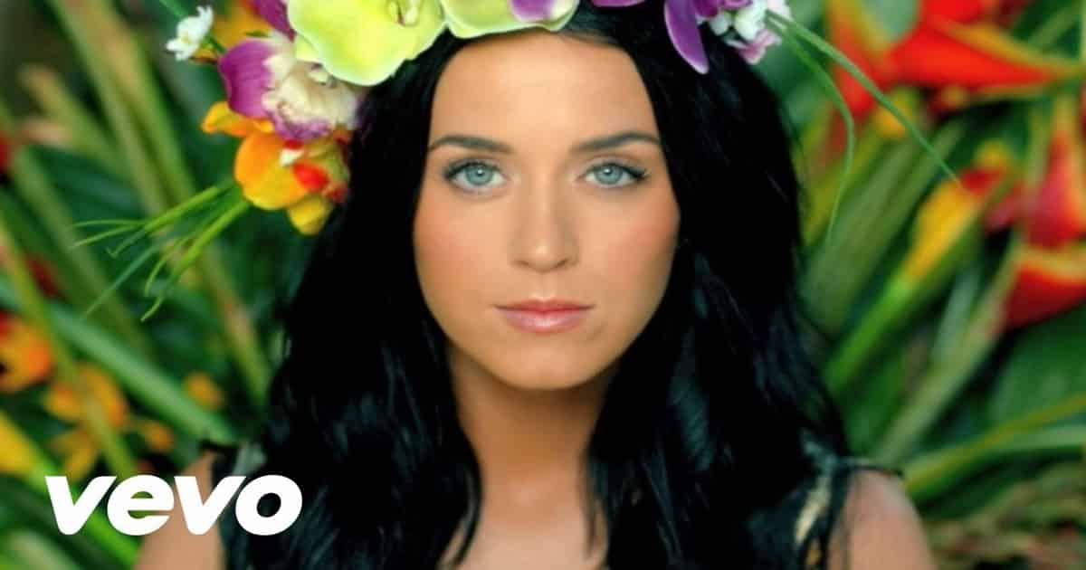 katy perry favorite song