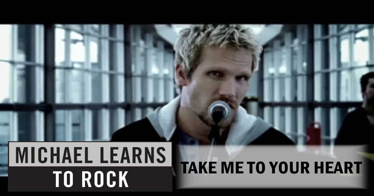 English Listening Practice with Songs [Michael Learns To Rock - Take Me To Your Heart] 4