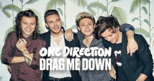 Learn English Through Music Videos: One Direction - Drag Me Down