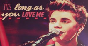 Learn English with Song [Justin Bieber - As Long As You Love Me ft. Big Sean]