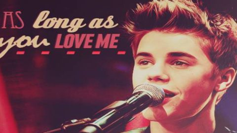 Learn English with Song [Justin Bieber – As Long As You Love Me ft. Big Sean]