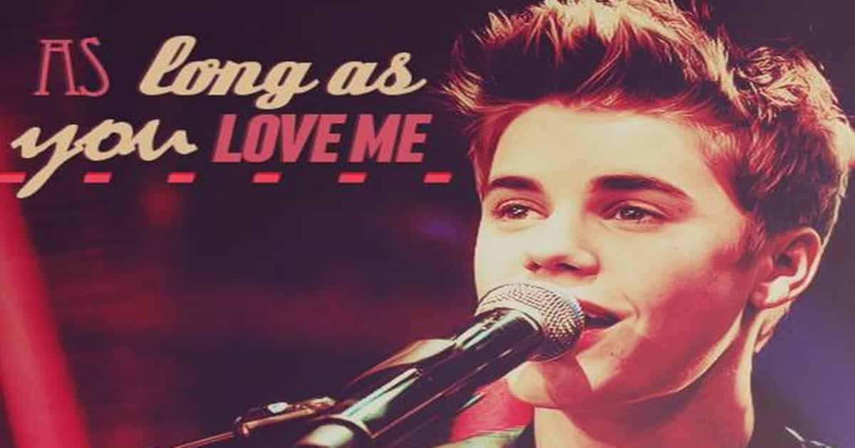 Learn English with Song [Justin Bieber - As Long As You Love Me ft. Big Sean] 6