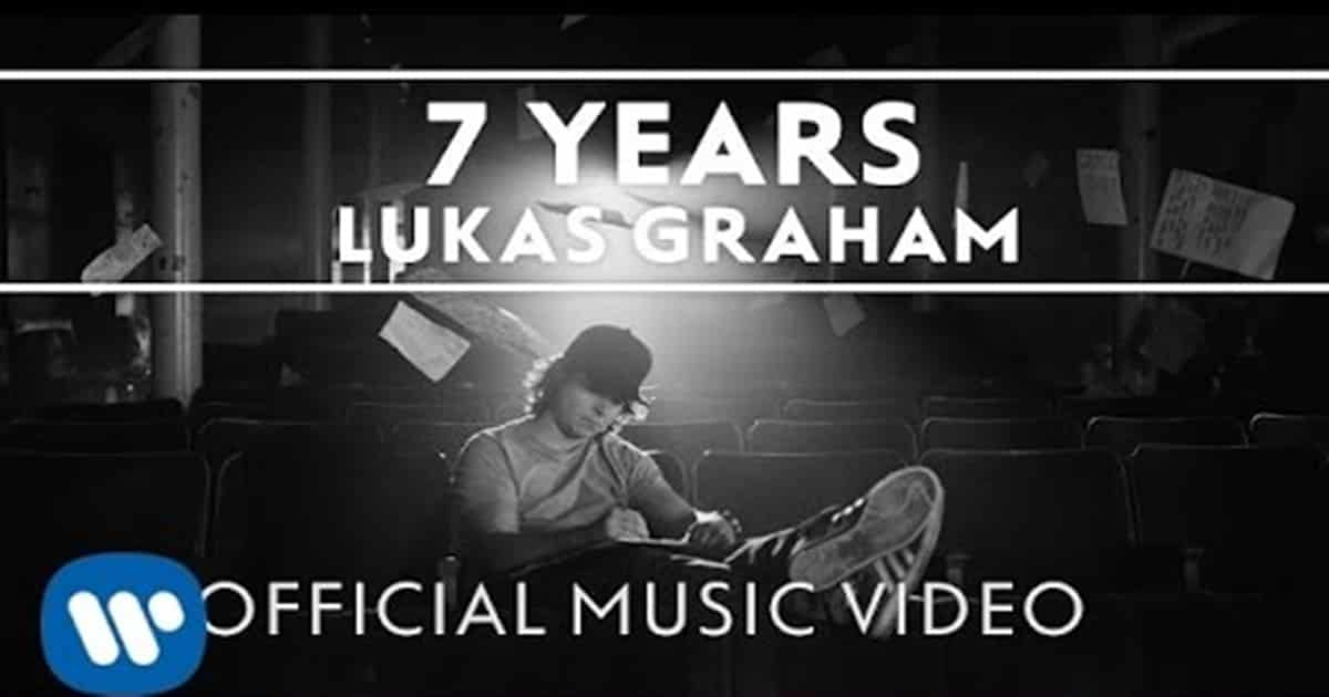 Listening English with Songs [Lukas Graham - 7 Years] 6