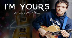 Practice Listening English with Music [Jason Mraz - I'm Yours]