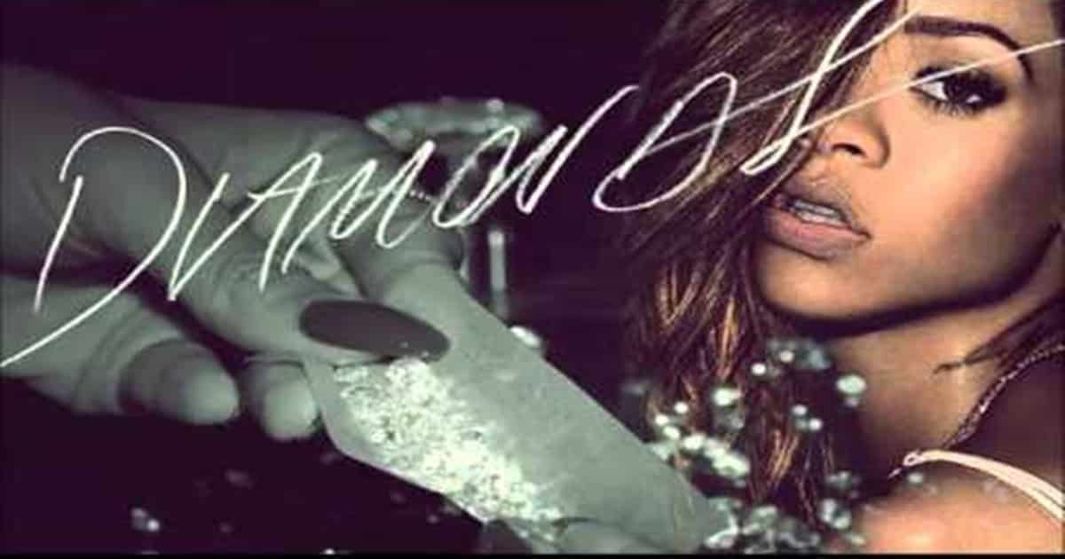 Learn English with Songs [Diamonds - Rihanna] 13