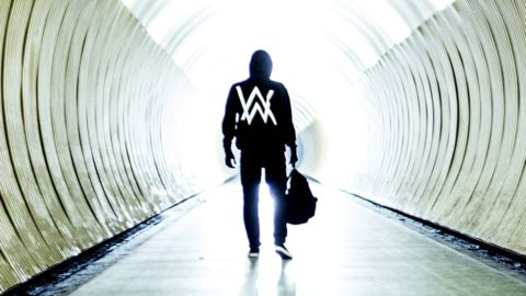 Practice Listening English with Music Video [Alan Walker – Faded]