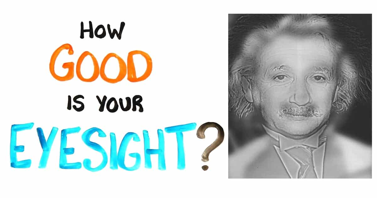 Listening English Practice - Intermediate [How Good Is Your Eyesight?] 1
