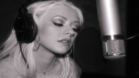 Practice Listening English with Music Video [Say Something – Christina Aguilera]