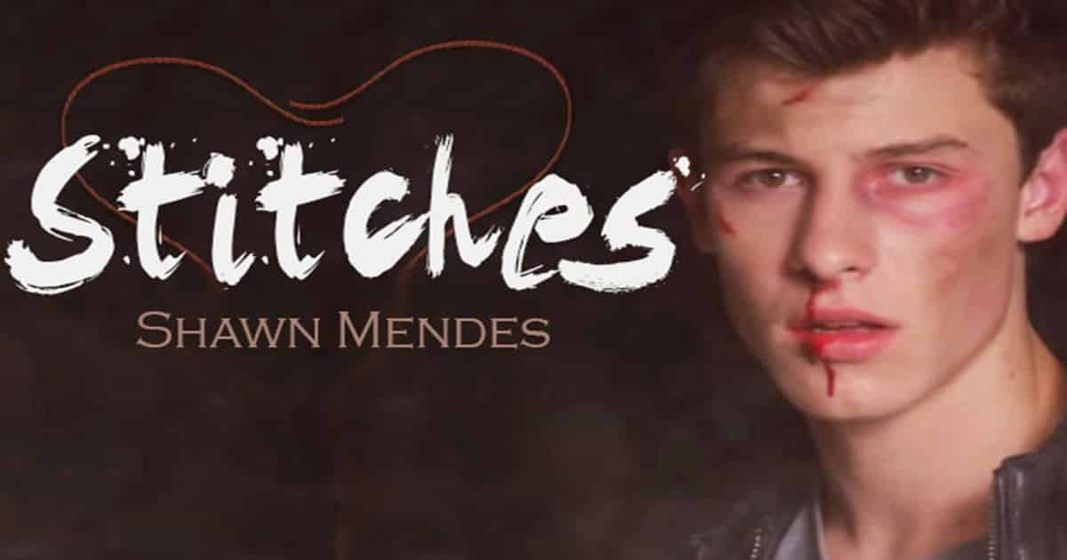 Listening English Practice with Music Video [Shawn Mendes - Stitches] 8