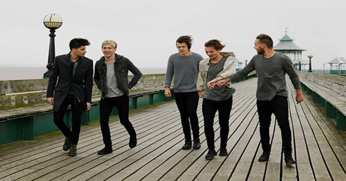 Learn English with Music Video [One Direction - You & I] 6