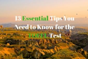 13 Essential Tips You Need to Know for the TOEFL Test