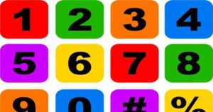 Numbers Vocabulary - Games to Learn English Vocabulary