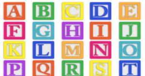 Letters Vocabulary - Games to Learn English Vocabulary