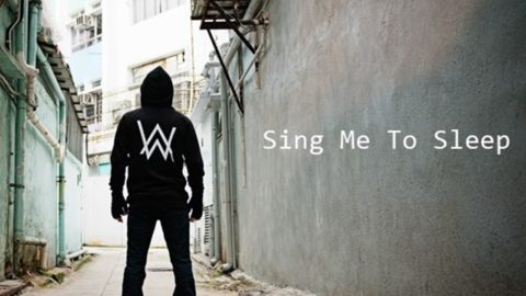 English Listening Practice with Songs [Alan Walker – Sing Me To Sleep]