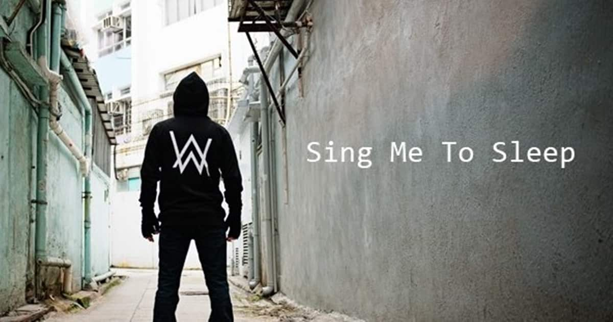 English Listening Practice with Songs [Alan Walker - Sing Me To Sleep] 6