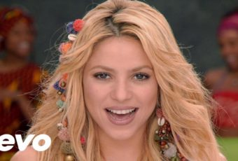 Learn English with Songs [Shakira – Waka Waka (This Time for Africa)]