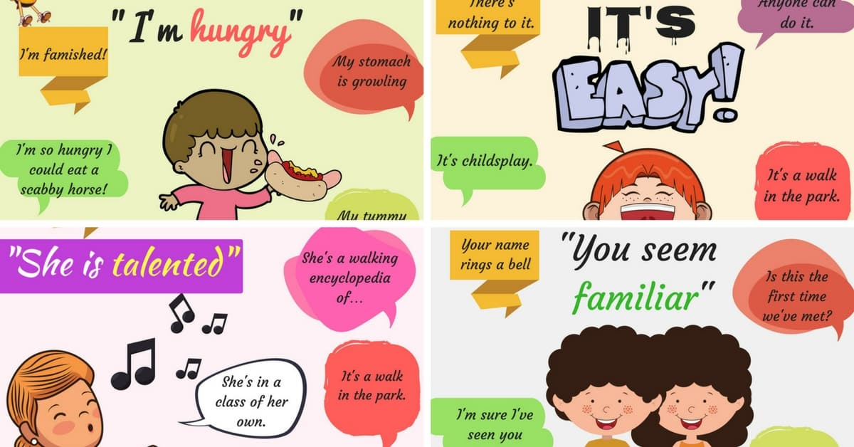 50+ Useful Expressions in English that ESL Students Should Know 20