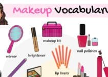 Cosmetics and Makeup Vocabulary in English 8