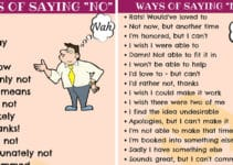 50 Ways of Saying NO to People 3