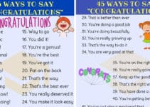 Delightful Ways to say CONGRATULATIONS in English 6