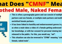 CMNF Meaning: What Does CMNF Mean? 3