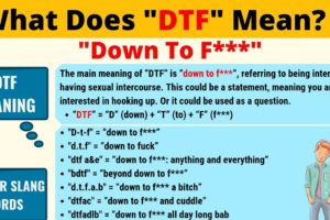 DTF Meaning: What Does DTF Mean and Stand for? 3