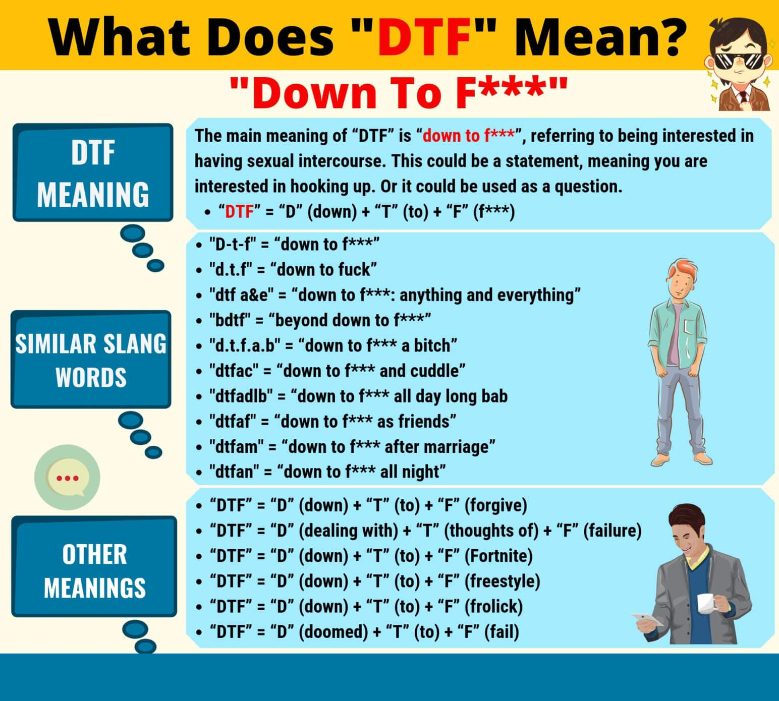 DTF Meaning: What Does DTF Mean and Stand for? 2