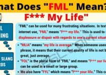 FML Meaning: What Does FML Mean? Interesting Text Conversations 4