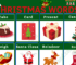 Christmas Vocabulary Word List: Useful Christmas Terms with Examples and Pictures